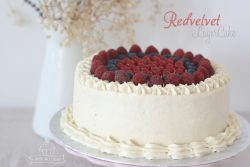 Naomi Sweet World Redvelvet Layer Cake