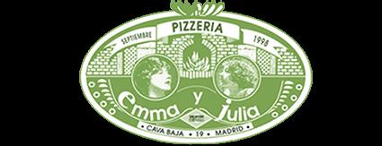 Restaurante Italiano Pizzeria Emma y Julia