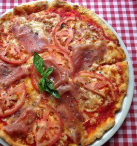 Pizzería Emma y Julia Ristorante pizza sin gluten apta para celíacos